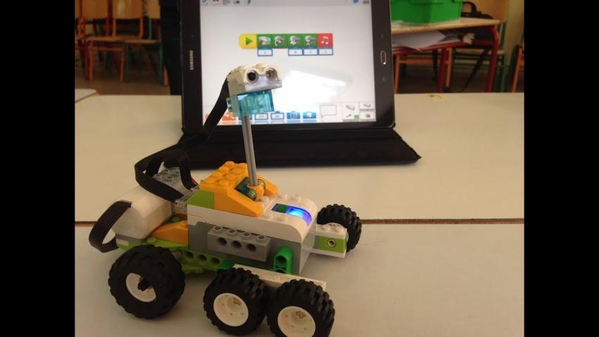 Μαθήματα Εκπαιδευτικής <br> Ρομποτικής και STEM <br> σε Ραφήνα Πικέρμι
