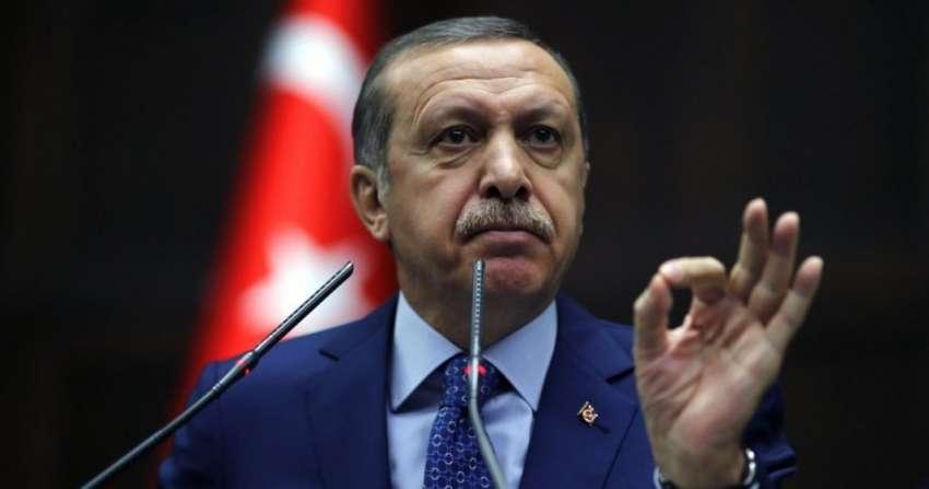 ''Έστριψε η βίδα'' του <br> Ερντογάν. Μιλάει <br> για επιστράτευση!