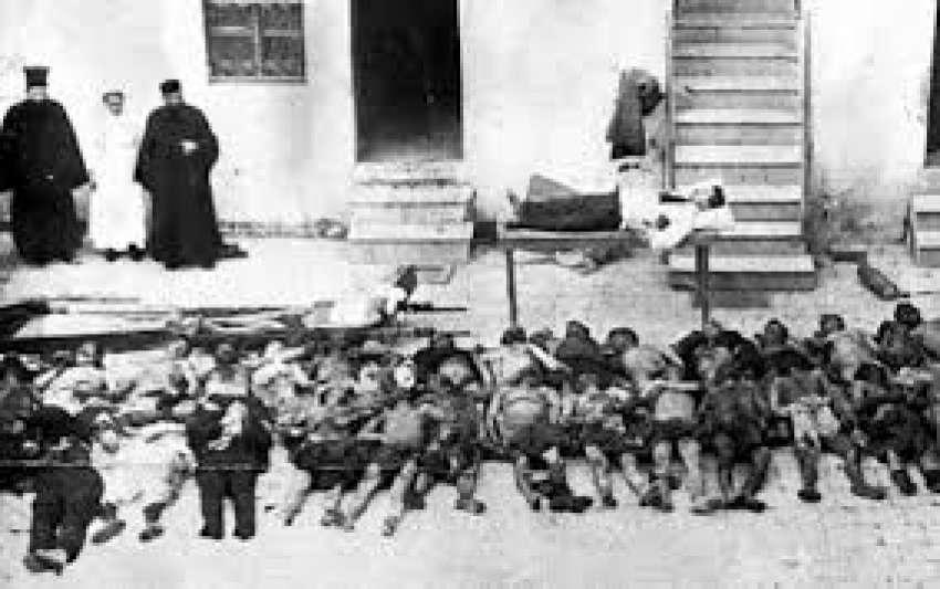 Σαν σήμερα το 1944  <br> η θηριωδία των <br> Ναζί στο Δίστομο