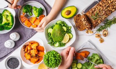 Τι πρέπει να <br> τρώμε τις ημέρες <br> της απομόνωσης