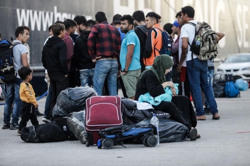Άγνωστος ο ακριβής <br> αριθμός μεταναστών <br> στην Ελλάδα