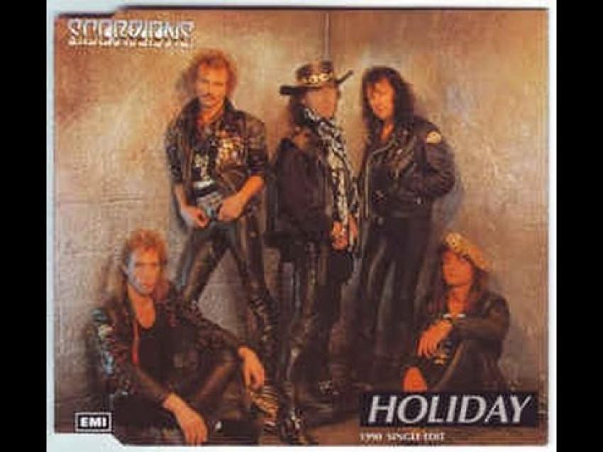 Οι ''διακοπές'' των Scorpions <br> που σημάδεψαν γενιές <br> και γενιές (βίντεο)