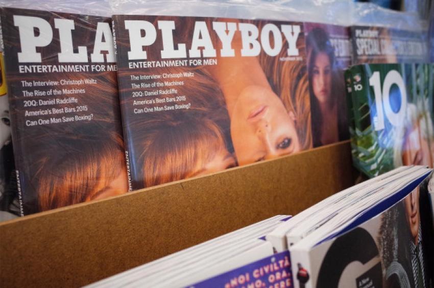 Τυφλός μήνυσε <br> το Play Boy γιατί <br> δεν μπορεί να...