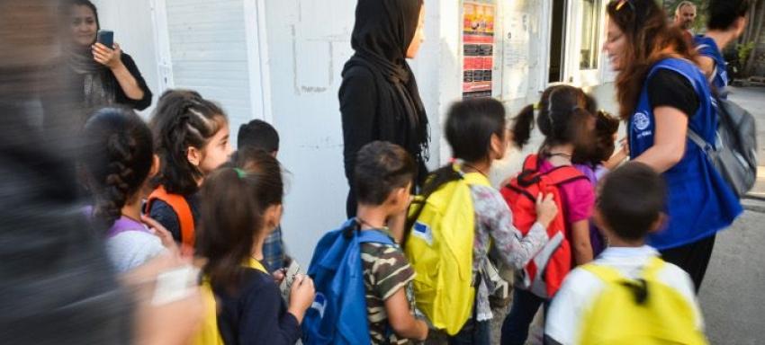 Και 4 δημοτικά <br> στην αν. Αττική <br> για παιδιά μεταναστών