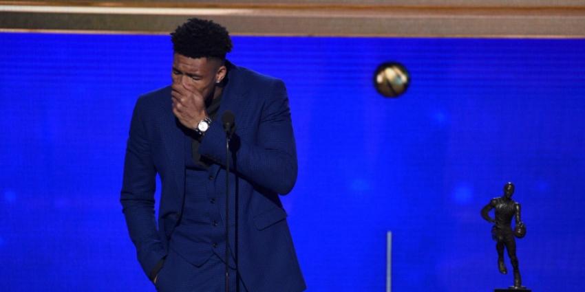 MVP στο NBA <br> ο Γιάννης <br> Αντετοκούνμπο