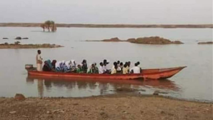Τραγωδία! <br> Πνίγηκαν 22 <br> παιδιά στον Νείλο