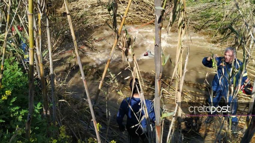 Τραγική αυλαία με <br> τους αγνοούμενους <br> στην Κρήτη