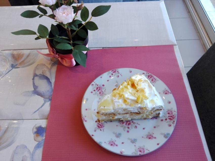 Και μετά τη <br> σκορδαλιά η τούρτα <br> της Μαρίας Πιστέντη!