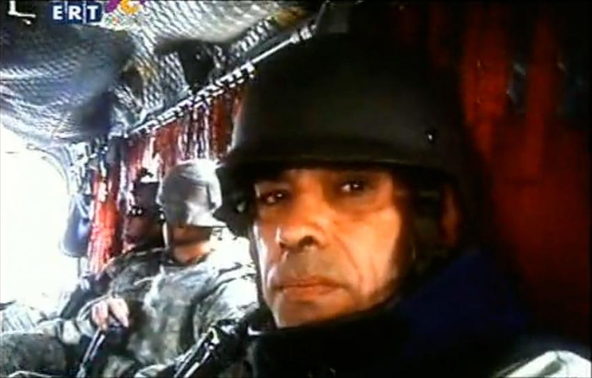 Γιώργος Κοίλιαρης <br> Ο Έλληνας <br> πολεμικός ανταποκριτής
