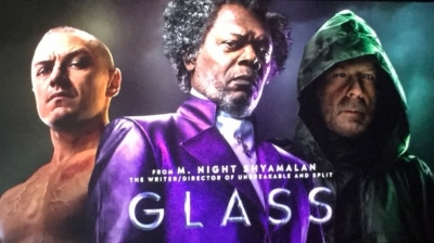 Mr. Glass <br> Η ταινία του <br> μήνα (βίντεο)