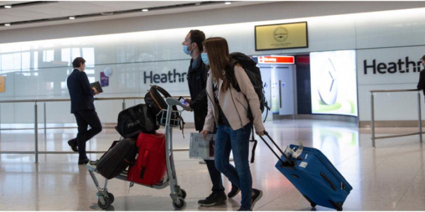 ''Στροφή'' 180 μοιρών <br> της Αγγλίας για <br> τους Έλληνες ταξιδιώτες