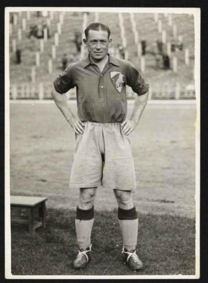 Ο θρυλικός αρχηγός <br> της Εθνικής Γαλλίας <br> Ετιέν Ματλέρ