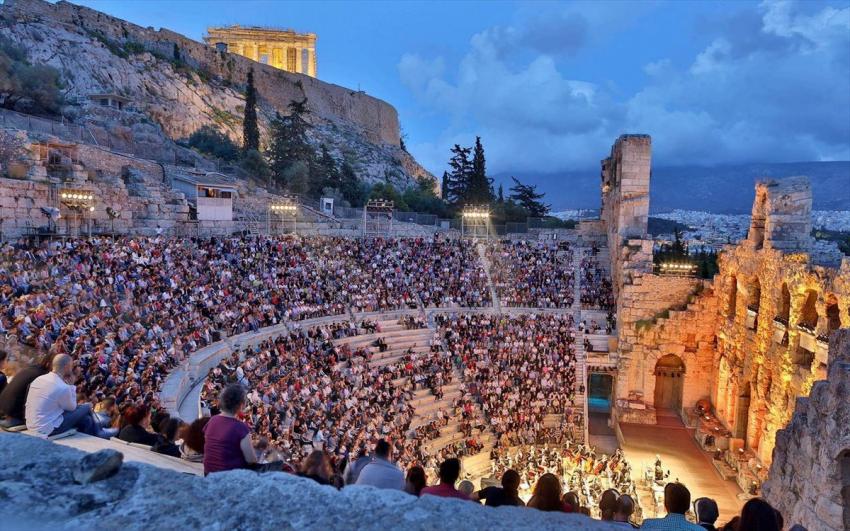 Καλοκαιρινά Γκαλά <br> Όπερας από την <br> Εθνική Λυρική Σκηνή