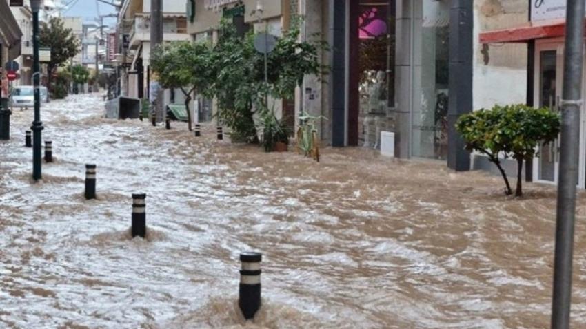 Χωρίς υποδομές <br> για αντιπλημμυρική <br> ''ασπίδα'' η Ελλάδα