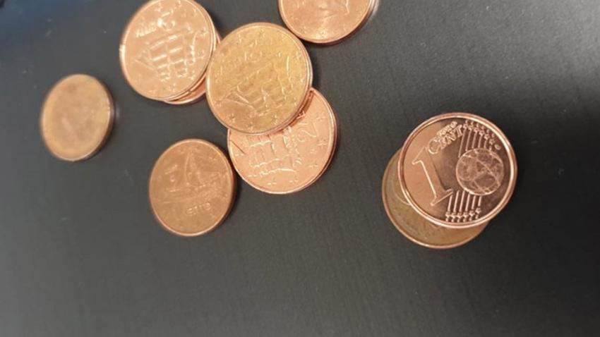 Αποσύρονται <br> τα μονόλεπτα και <br> δίλεπτα του ευρώ;