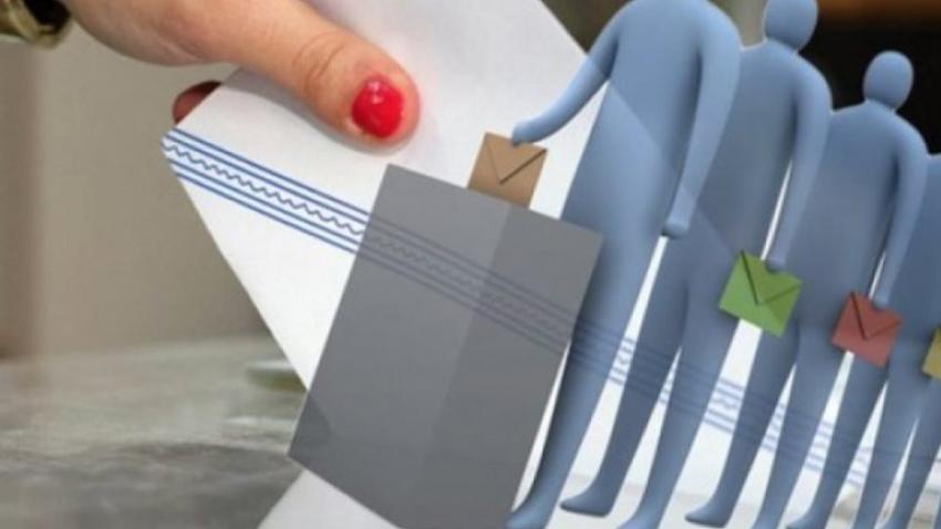 Διαφορά ''μαμούθ'' <br> μεταξύ Ν.Δ. και <br> ΣΥΡΙΖΑ στις εκλογές