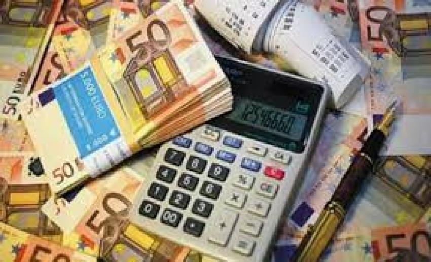 Ένα δισ ευρώ <br>τα χρέη του <br> Δημοσίου σε ιδιώτες