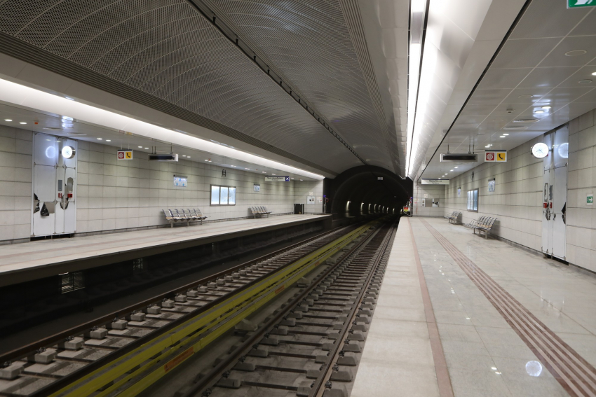 Τρεις νέοι <br> σταθμοί Μετρό <br> από τη Δευτέρα