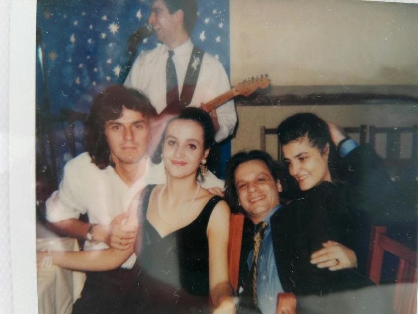 1990. Η ''χρυσή'' <br> δεκαετία διασκέδασης <br> στη Νέα Μάκρη