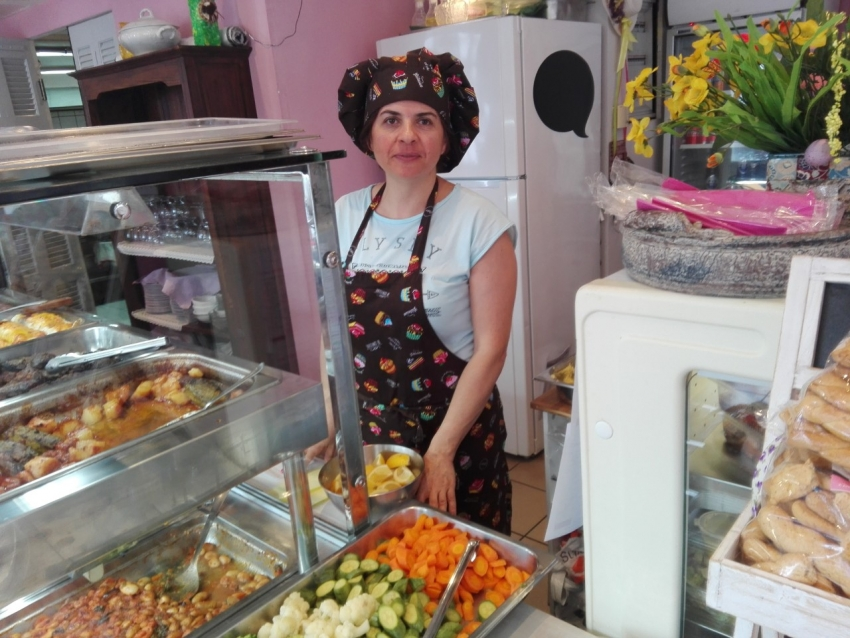 Η Μαρία Πιστέντη <br> ''εκτοξεύει'' τις γεύσεις <br> στην ''Κατσαρόλα''