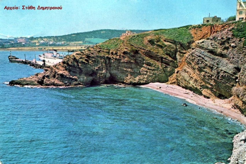 Ραφήνα 1966 <br> Η άγνωστη <br> παραλία (εικόνα)