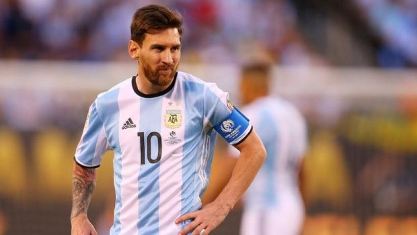 Μέσι: ''Ο πλανήτης <br> θέλει να πάρει το <br> μουντιάλ η Αργεντινή''